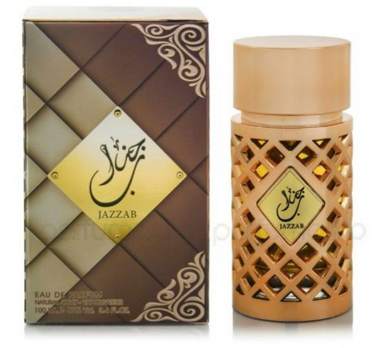 New Jazzab (Gold) 100ml by Ard Al Zaafaran Arabian Perfume similar to Khallab