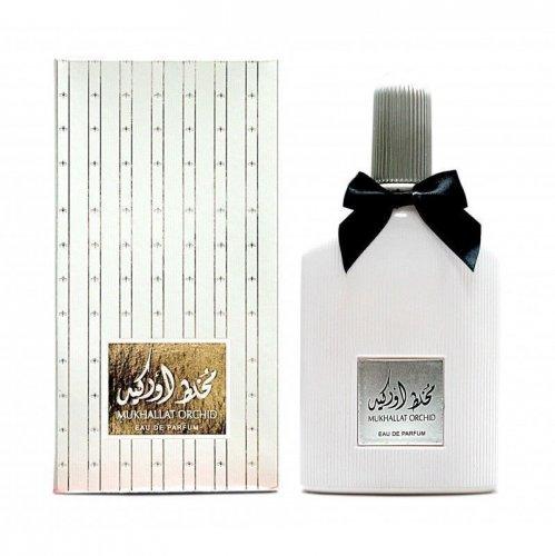 MUKHALLAT ORCHID SPRAY FLORAL BERGAMOT AMBERY WOODY MUSKY 100ML BY SUROORI