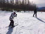 福島でスキー&温泉