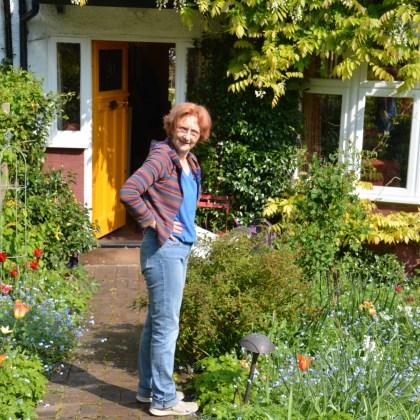 front gardens cottage gardening town garden