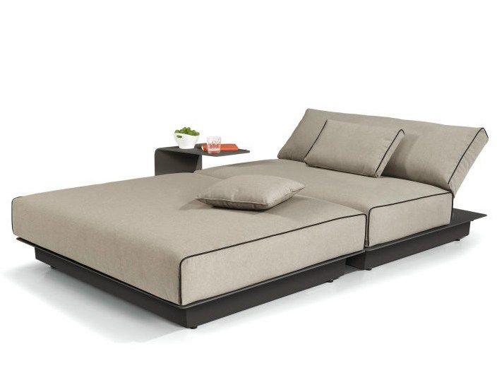 Designer Garden Furniture to Inspire a New Spring Look - Manutti Air Garden Bed