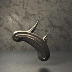 Marble Brush Strokes - Taz Saragi