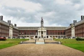 Chelsea's Most Unique Buildings - The Royal Hospital Chelsea London
