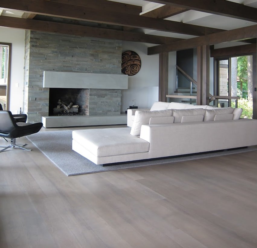 Hot Wood Flooring Trends London Design Collective