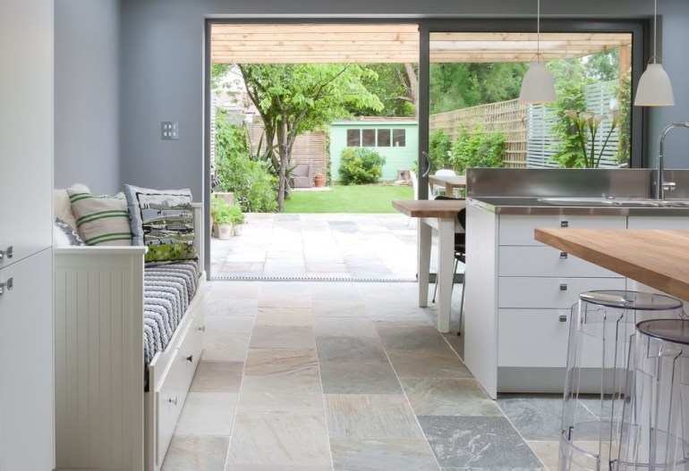 5 Most Desirable Kitchen Features - Flooring