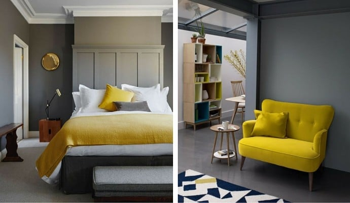 5 Ways To Give A Cosy Finishing Touch To Your Home -Dark Walls