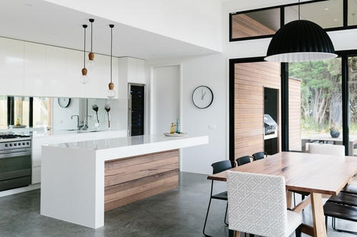 The Benefits Of Concrete Flooring - Image By Altereco