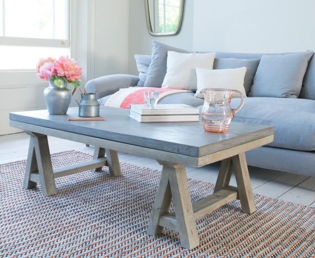 Cool concrete table