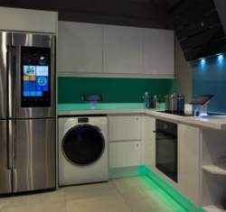 Smart Home Technology - Fridge
