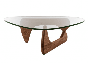 How Screed Flooring Can Help You Achieve The Minimalist Look - Glass Noguchi Table