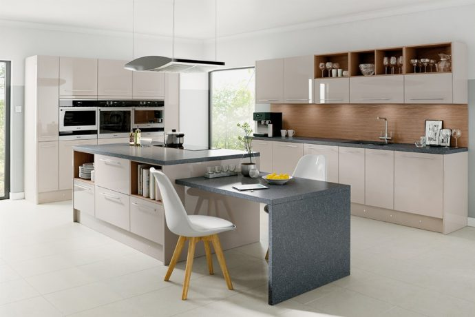 How To Give Your Kitchen A Modern Country Feel - Kitchen Island