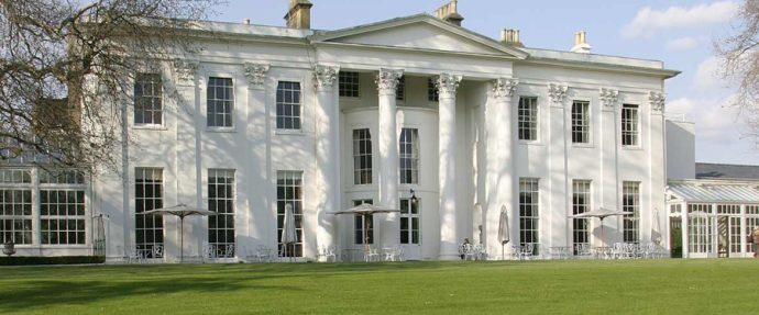 6 Glamorous London Wedding Venues - Hurlington Hall