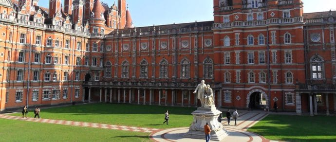 Intelligent choices: 5 academic venues in London for your next corporate event - Royal Holloway College