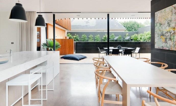 From 'open plan' to 'broken plan' kitchens