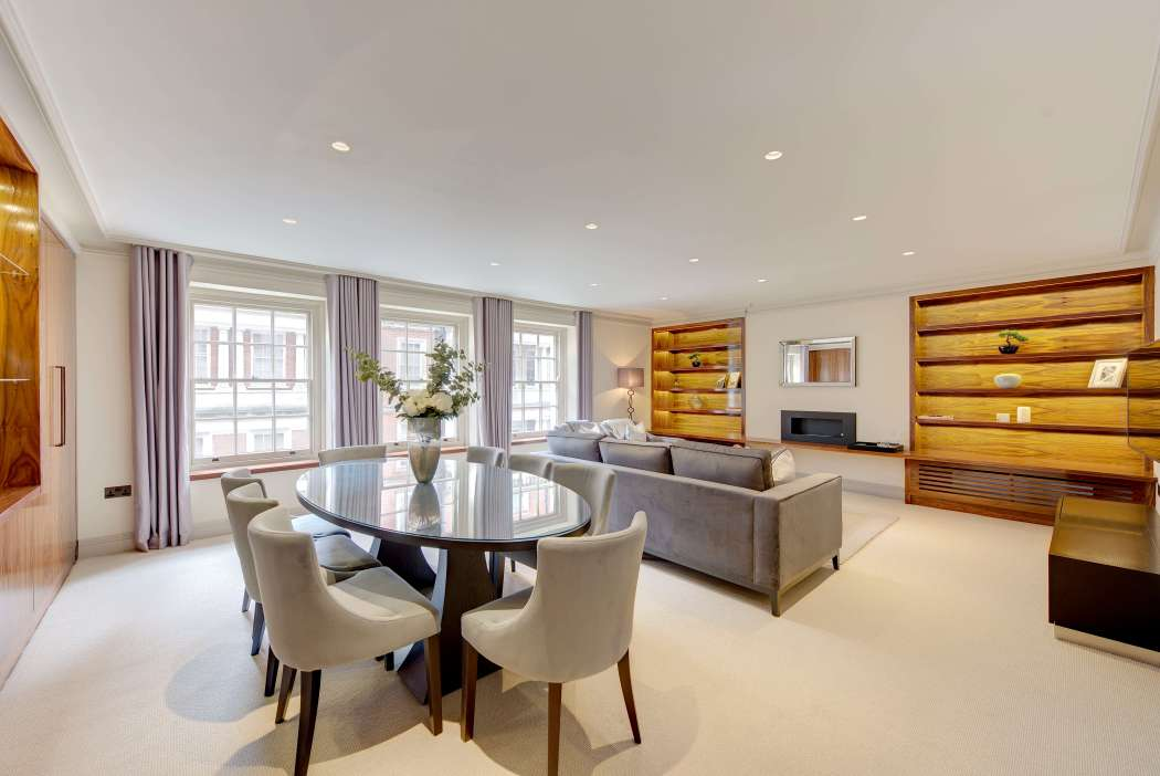 5 Reasons to Live on Balfour Place in Mayfair, London