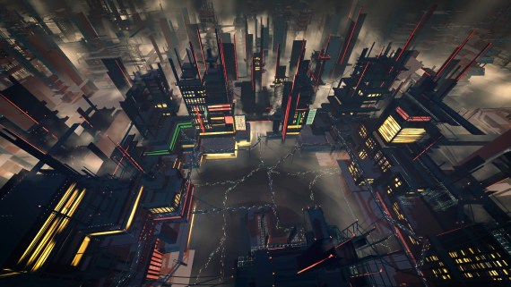 Virtual Cities - By Factory Fifteen