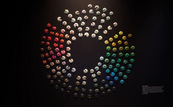 Breathing Colour - Design Museum