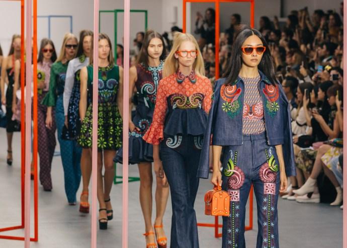 London Fashion Week Facebook