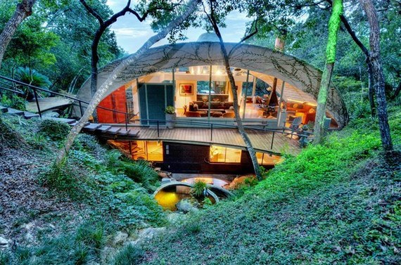 5 Stunningly Unique Roof Designs