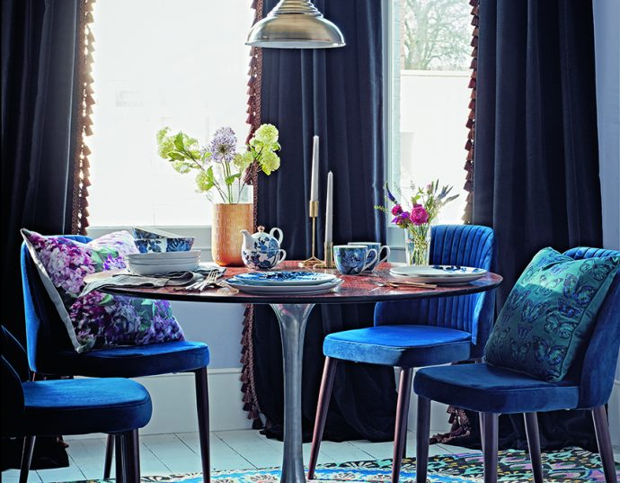 Top Tips for Creating a Stunning Dining Room that's Ideal for Entertaining