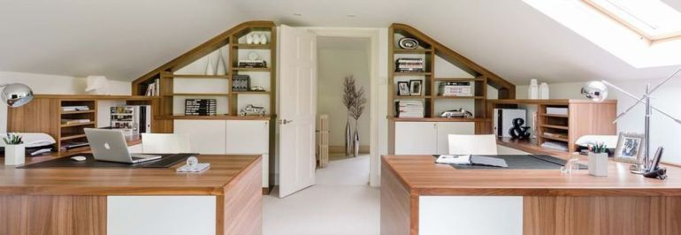 4 Reasons To Choose Bespoke Home Storage Furniture - Image Via HomeBuilding.com