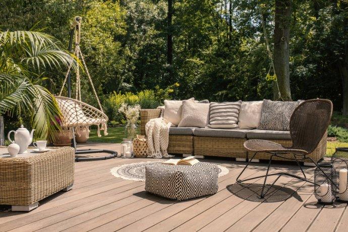 Garden Furniture, Decking