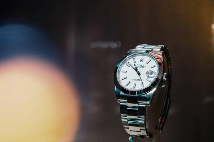 Luxury Swiss watch Rolex Oyster Perpetual female watch