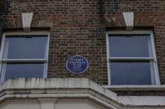 Craigie Aitchison lived in St Marys Gardens