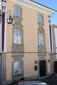 Casa Amarela, Castelo de Vide