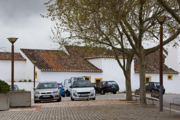 The square in the middle of Carreiras