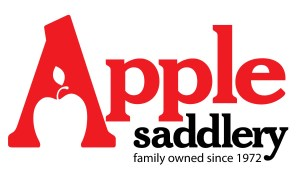 apple saddlery logo