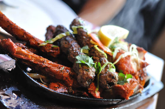 Mixed grill at Tayyabs (Pic from www.londoneater.com)