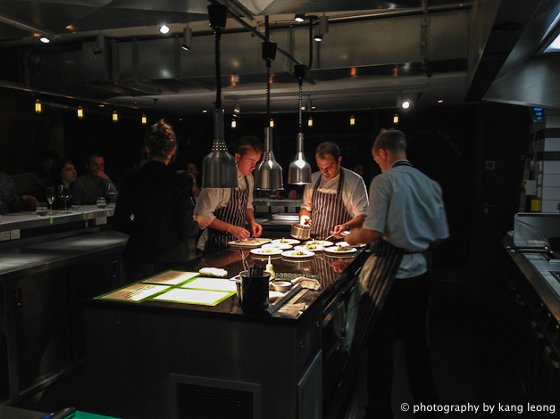 Amp The Kitchen Table At Bubbledogs London Eater