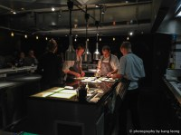 &: The Kitchen Table at Bubbledogs | London Eater