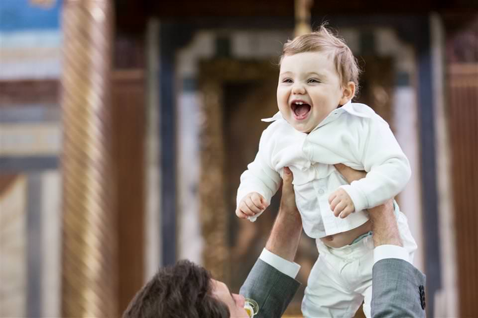 Christening Baptism Photographer London Hampstead Feature