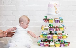 London Event Photographer Christening Baptism Party Feature