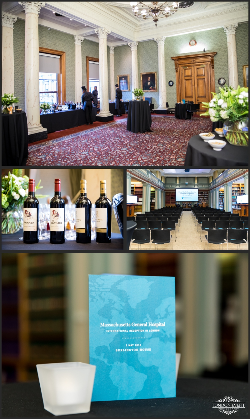 Corporate Event Photography Mayfair London