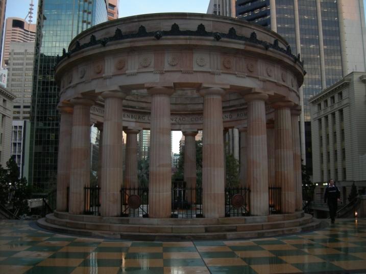 Structure in Central Brisbane