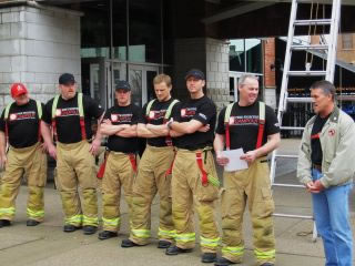London Fire Fighters