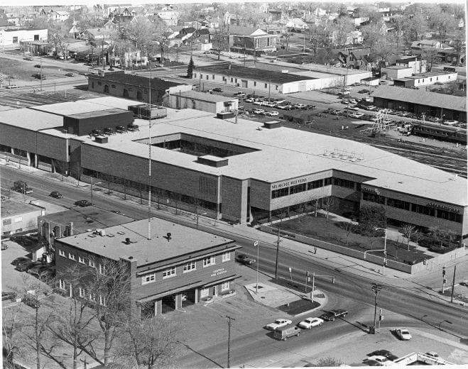 Headquarters, 380 Waterloo St, Circa 1981