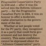 Parliament needs people like Pearson