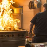 Spike in cooking-related fires