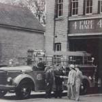 First Pumper Truck