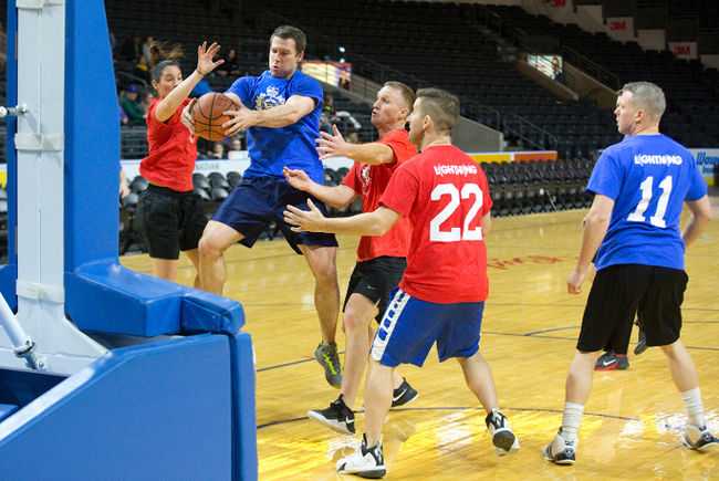 Police triumph at Battle of the Badges