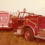 Minor Fire - Clarke Rd