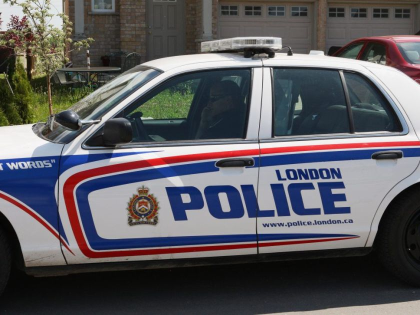 London police investigating after toddler struck by vehicle