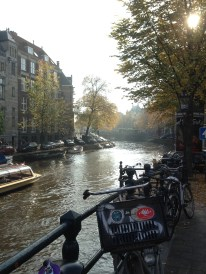 Yep. Another bike and canal :)