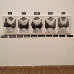 Lorna Simpson plays with identity and intersection at the Tate Modern.