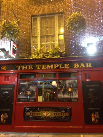 Temple Bar Strip