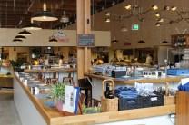 Gourmet seafood market